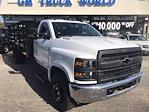 2020 Chevrolet Silverado 4500 Regular Cab DRW 4x2, Cab Chassis #CN15179 - photo 3