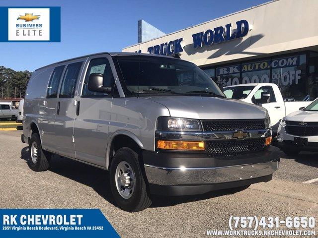 2021 Chevrolet Express 2500 4x2, Empty Cargo Van #CN15250 - photo 1