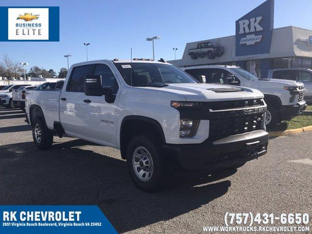 2021 Chevrolet Silverado 3500 Crew Cab 4x4, Pickup #CN15262 - photo 1