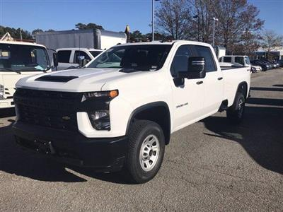 2021 Chevrolet Silverado 3500 Crew Cab 4x4, Pickup #CN15262 - photo 4