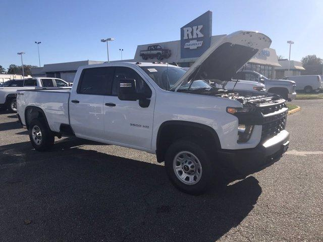 2021 Chevrolet Silverado 3500 Crew Cab 4x4, Pickup #CN15282 - photo 47