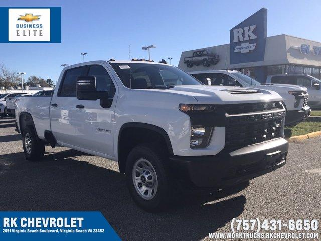 2021 Chevrolet Silverado 3500 Crew Cab 4x4, Pickup #CN15284 - photo 1