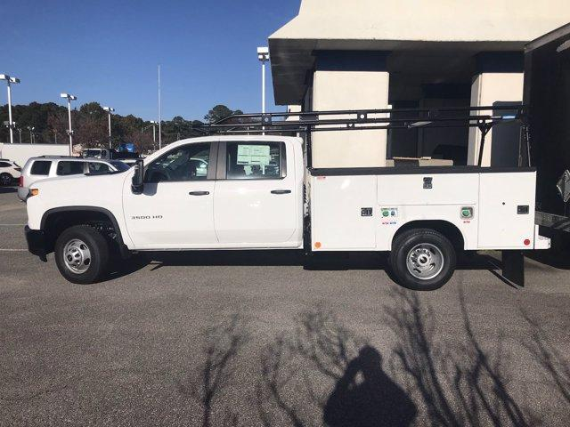 2020 Chevrolet Silverado 3500 Crew Cab DRW 4x4, Reading SL Service Body #CN15308 - photo 5