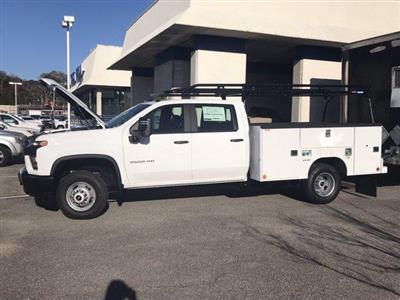 2020 Chevrolet Silverado 3500 Crew Cab DRW 4x4, Reading SL Service Body #CN15308 - photo 34