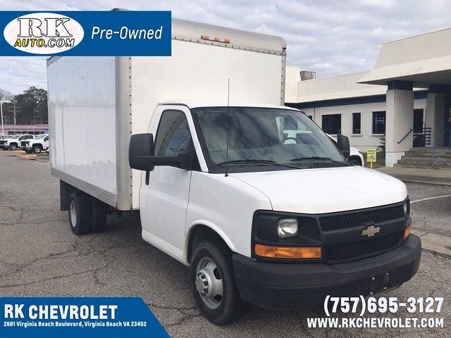 2013 Chevrolet Express 3500 4x2, Dejana Cutaway Van #CN15308A - photo 1