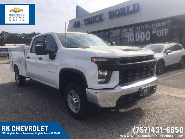 2021 Chevrolet Silverado 2500 Crew Cab 4x2, Reading Service Body #CN15539 - photo 1
