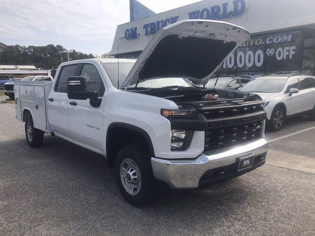 2021 Chevrolet Silverado 2500 Crew Cab 4x2, Reading SL Service Body #CN15539 - photo 34