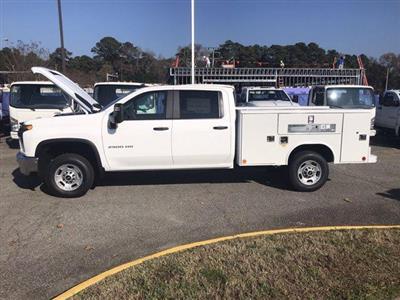 2021 Chevrolet Silverado 2500 Crew Cab 4x2, Reading SL Service Body #CN15539 - photo 50