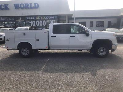 2021 Chevrolet Silverado 2500 Crew Cab 4x2, Reading SL Service Body #CN15539 - photo 2