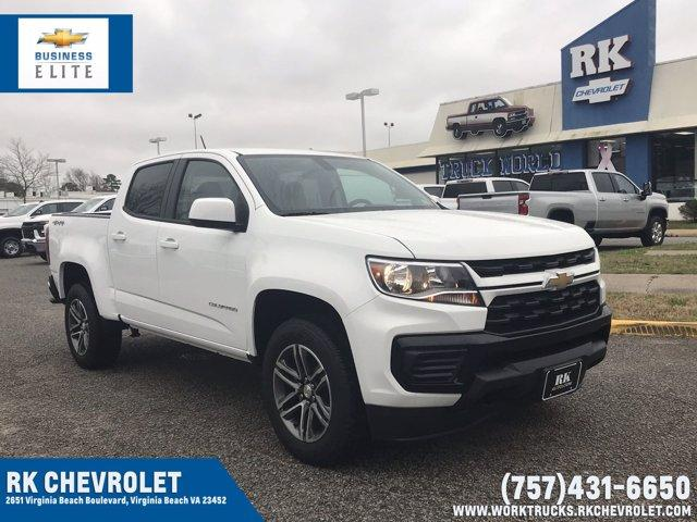 2021 Chevrolet Colorado Crew Cab 4x4, Pickup #CN15556 - photo 1