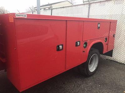 2021 Chevrolet Silverado 5500 Crew Cab DRW 4x4, Knapheide Steel Service Body #CN15582 - photo 6