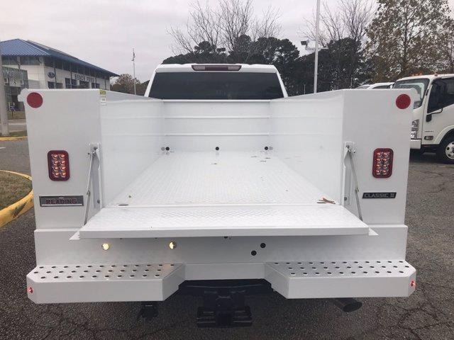 2021 Chevrolet Silverado 2500 Crew Cab 4x2, Reading Classic II Steel Service Body #CN15679 - photo 20