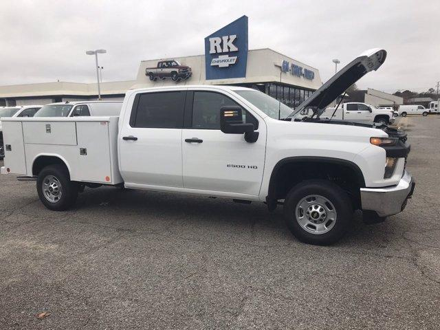 2021 Chevrolet Silverado 2500 Crew Cab 4x2, Reading Classic II Steel Service Body #CN15679 - photo 47