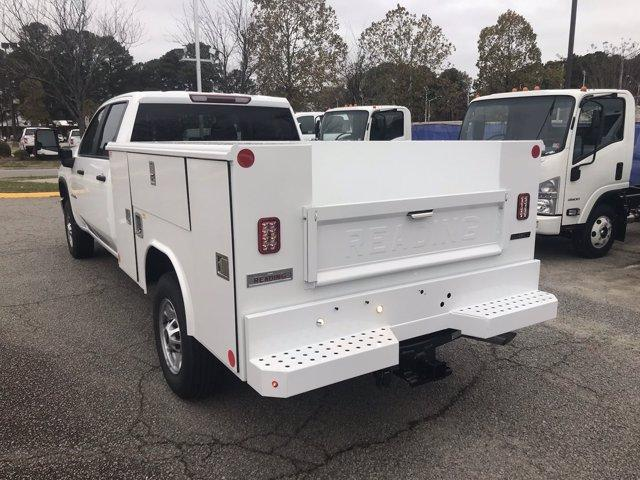 2021 Chevrolet Silverado 2500 Crew Cab 4x2, Reading Classic II Steel Service Body #CN15679 - photo 6
