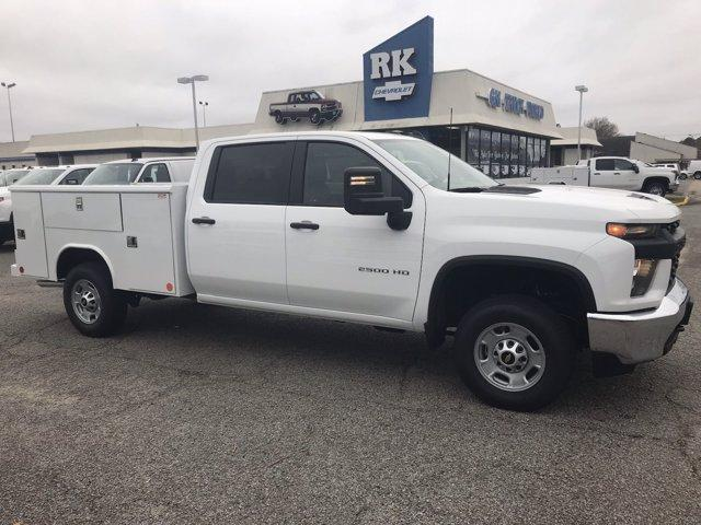2021 Chevrolet Silverado 2500 Crew Cab 4x2, Reading Classic II Steel Service Body #CN15679 - photo 8