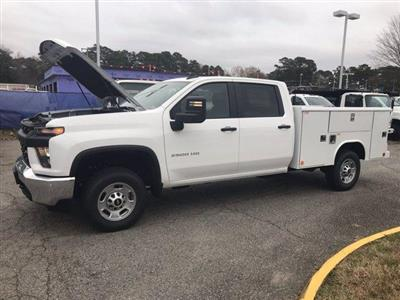 2021 Chevrolet Silverado 2500 Crew Cab 4x2, Reading Classic II Steel Service Body #CN15679 - photo 46
