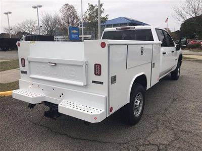 2021 Chevrolet Silverado 2500 Crew Cab 4x2, Reading Classic II Steel Service Body #CN15679 - photo 2