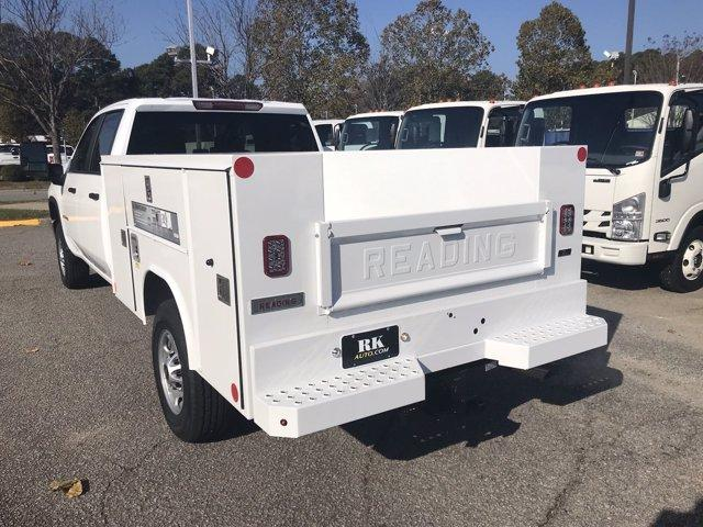 2021 Chevrolet Silverado 2500 Crew Cab 4x2, Reading SL Service Body #CN15764 - photo 6
