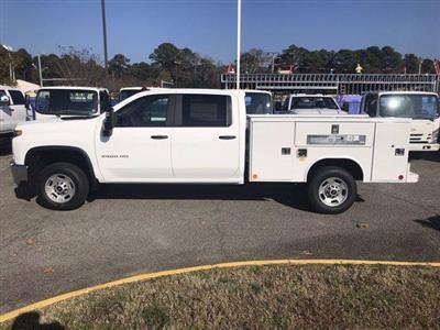 2021 Chevrolet Silverado 2500 Crew Cab 4x2, Reading SL Service Body #CN15764 - photo 5