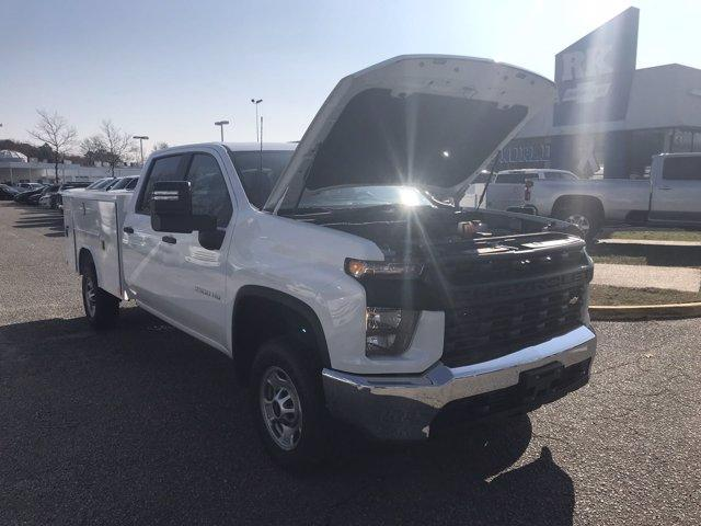2021 Chevrolet Silverado 2500 Crew Cab 4x2, Reading SL Service Body #CN15765 - photo 48