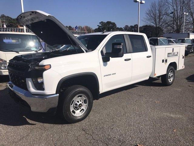2021 Chevrolet Silverado 2500 Crew Cab 4x2, Reading SL Service Body #CN15765 - photo 49