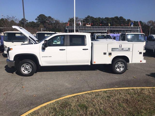 2021 Chevrolet Silverado 2500 Crew Cab 4x2, Reading SL Service Body #CN15765 - photo 50
