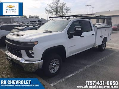 2021 Chevrolet Silverado 2500 Crew Cab 4x2, Reading SL Service Body #CN15765 - photo 1