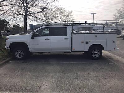 2021 Chevrolet Silverado 2500 Crew Cab 4x2, Reading SL Service Body #CN15765 - photo 3