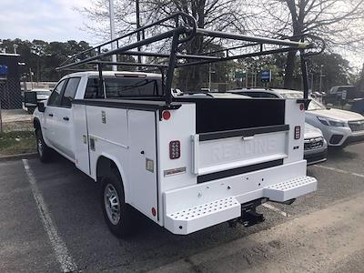 2021 Chevrolet Silverado 2500 Crew Cab 4x2, Reading SL Service Body #CN15765 - photo 4