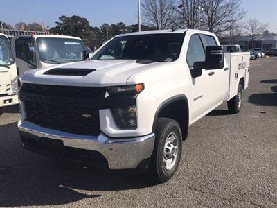 2021 Chevrolet Silverado 2500 Crew Cab 4x2, Reading SL Service Body #CN15788 - photo 4
