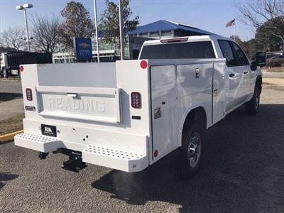 2021 Chevrolet Silverado 2500 Crew Cab 4x2, Reading SL Service Body #CN15788 - photo 2