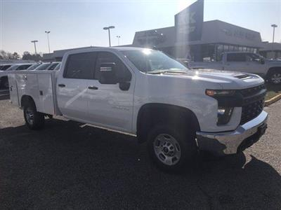 2021 Chevrolet Silverado 2500 Crew Cab 4x2, Reading SL Service Body #CN15788 - photo 8