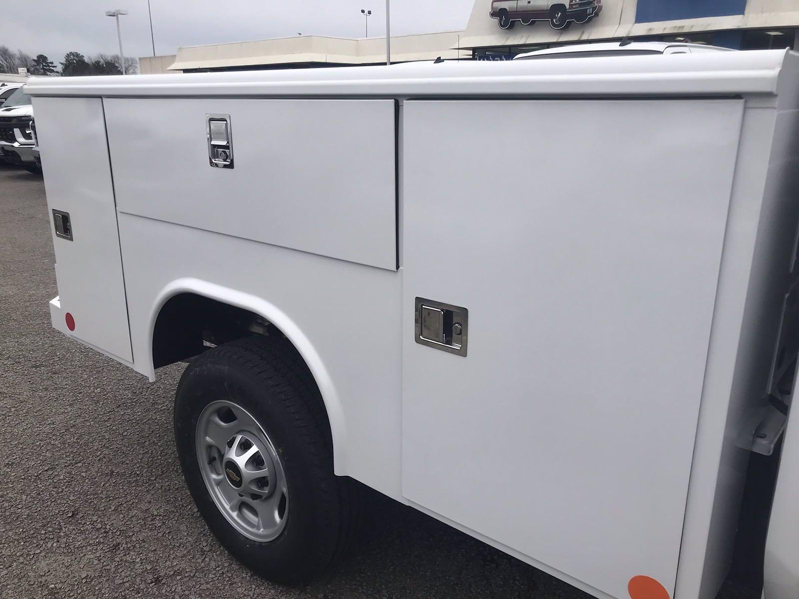 2021 Chevrolet Silverado 2500 Crew Cab 4x2, Reading Classic II Steel Service Body #CN15837 - photo 22