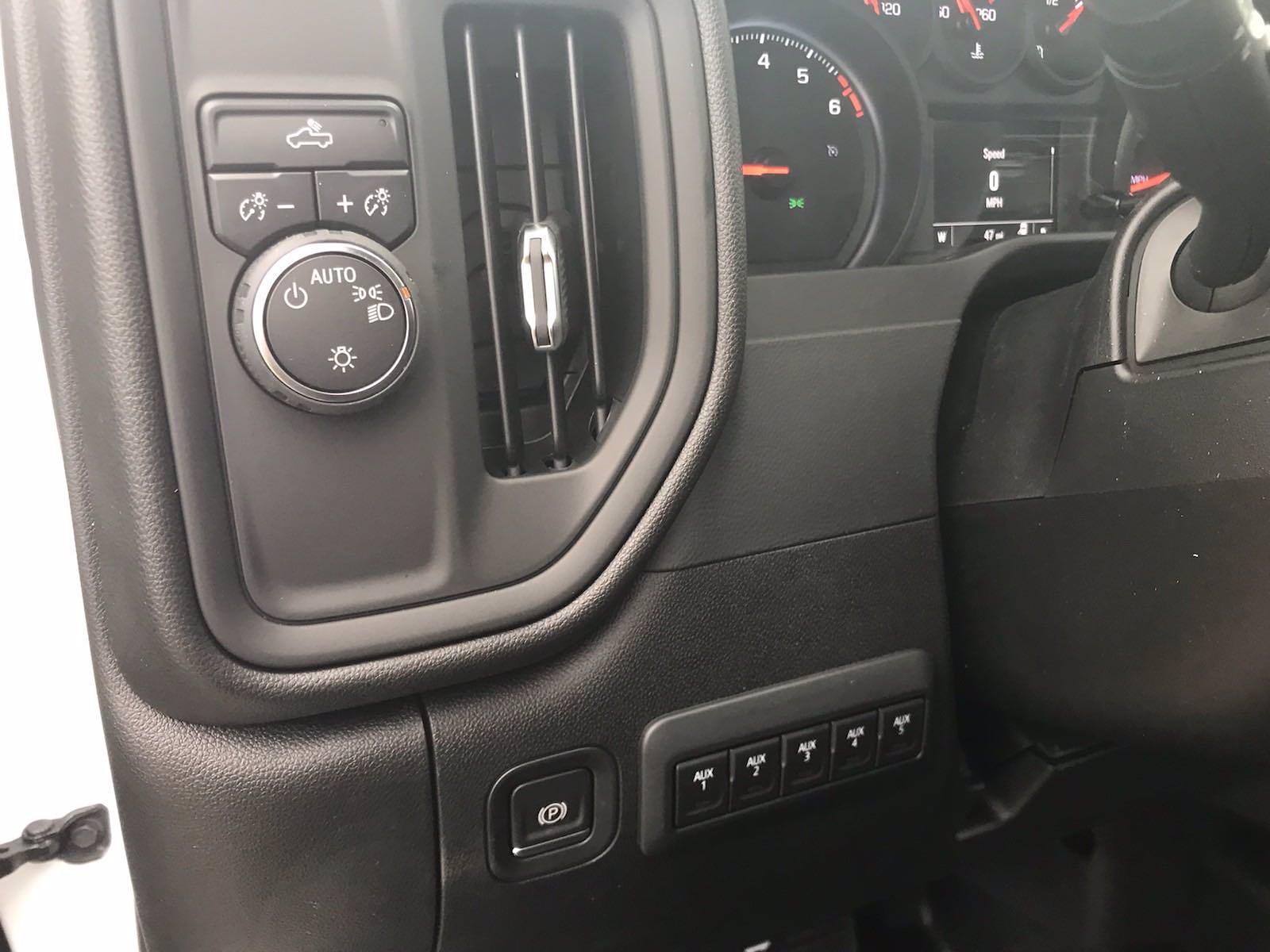 2021 Chevrolet Silverado 2500 Crew Cab 4x2, Reading Classic II Steel Service Body #CN15837 - photo 28