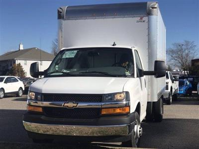 2021 Chevrolet Express 3500 4x2, Supreme Iner-City Dry Freight #CN16011 - photo 10