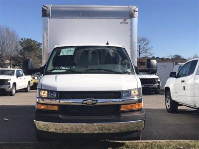 2021 Chevrolet Express 3500 4x2, Supreme Iner-City Dry Freight #CN16011 - photo 3