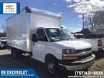 2021 Chevrolet Express 3500 4x2, Supreme Iner-City Dry Freight #CN16011 - photo 1