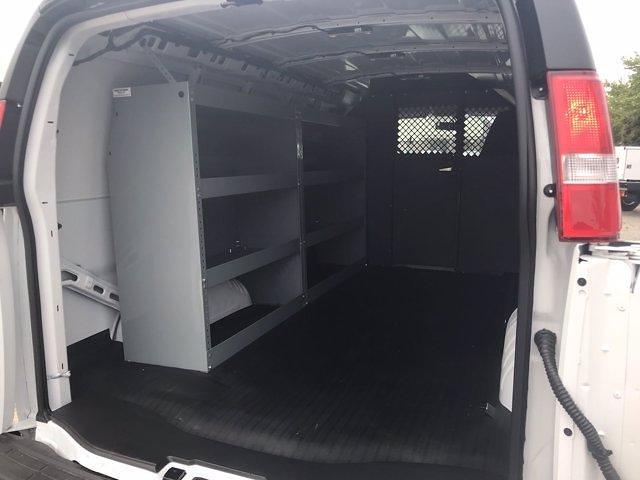 2021 Chevrolet Express 2500 4x2, Masterack Upfitted Cargo Van #CN16058 - photo 2