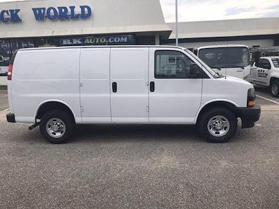 2021 Chevrolet Express 2500 4x2, Masterack Upfitted Cargo Van #CN16058 - photo 9