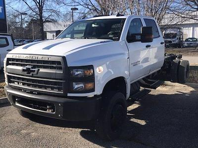 2021 Chevrolet Silverado 5500 Crew Cab DRW 4x4, Reading Classic II Steel Service Body #CN16080 - photo 5
