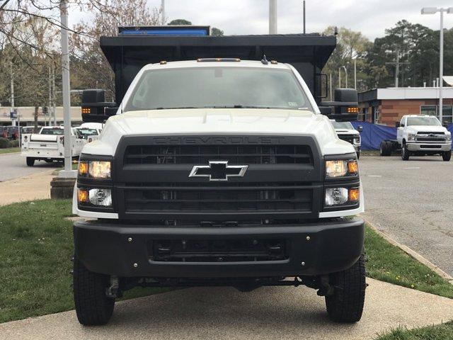 2021 Chevrolet Silverado 5500 Crew Cab DRW 4x4, Johnie Gregory Truck Bodies, Inc. Johnie Gregory Truck Bodies Default Landscape Dump #CN16081 - photo 3