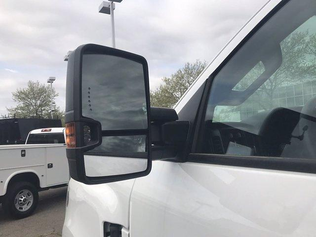 2021 Chevrolet Silverado 5500 Crew Cab DRW 4x4, Johnie Gregory Truck Bodies, Inc. Johnie Gregory Truck Bodies Default Landscape Dump #CN16081 - photo 22