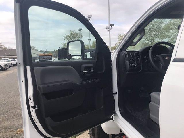 2021 Chevrolet Silverado 5500 Crew Cab DRW 4x4, Johnie Gregory Truck Bodies, Inc. Johnie Gregory Truck Bodies Default Landscape Dump #CN16081 - photo 23