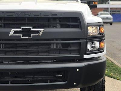 2021 Chevrolet Silverado 5500 Crew Cab DRW 4x4, Johnie Gregory Truck Bodies, Inc. Johnie Gregory Truck Bodies Default Landscape Dump #CN16081 - photo 10