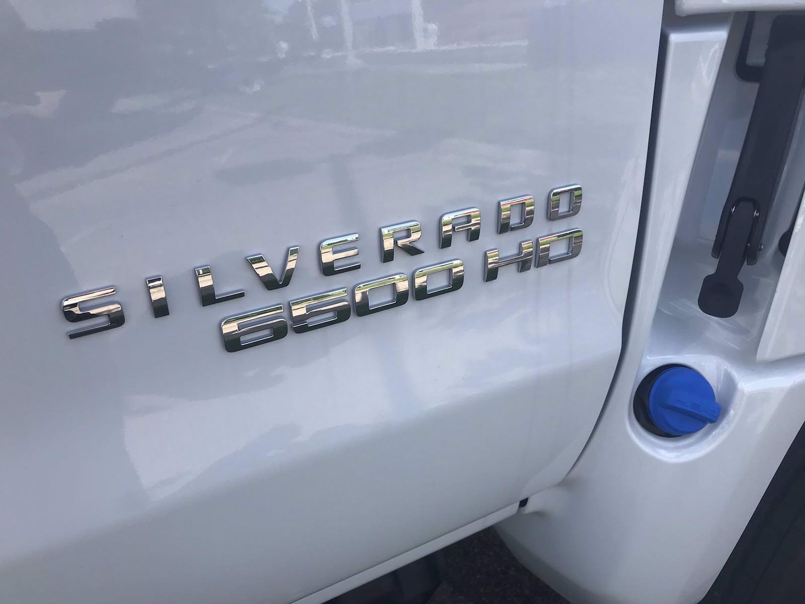 2021 Chevrolet Silverado 6500 Regular Cab DRW 4x4, Auto Crane Titan Mechanics Body #CN16141 - photo 22