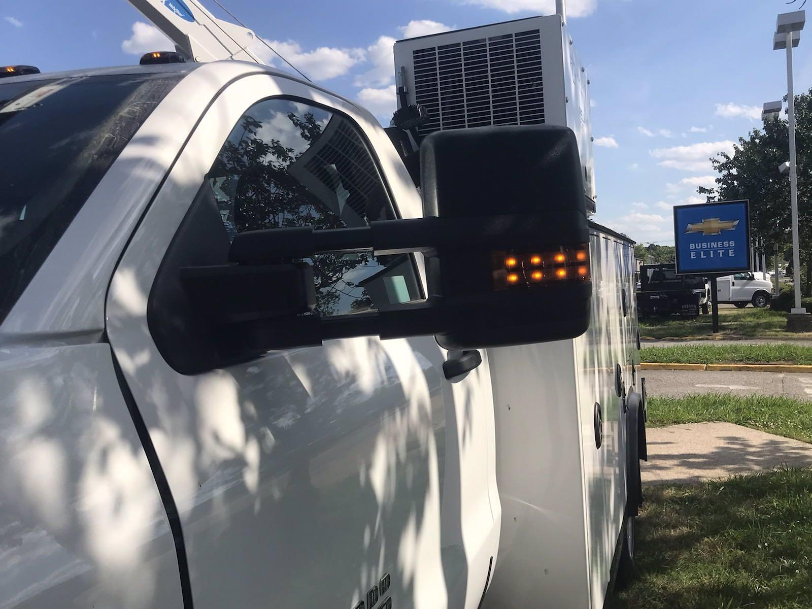 2021 Chevrolet Silverado 6500 Regular Cab DRW 4x4, Auto Crane Titan Mechanics Body #CN16141 - photo 26