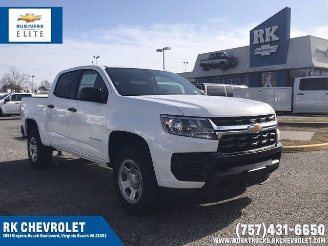 2021 Chevrolet Colorado Crew Cab 4x2, Pickup #CN16285 - photo 1