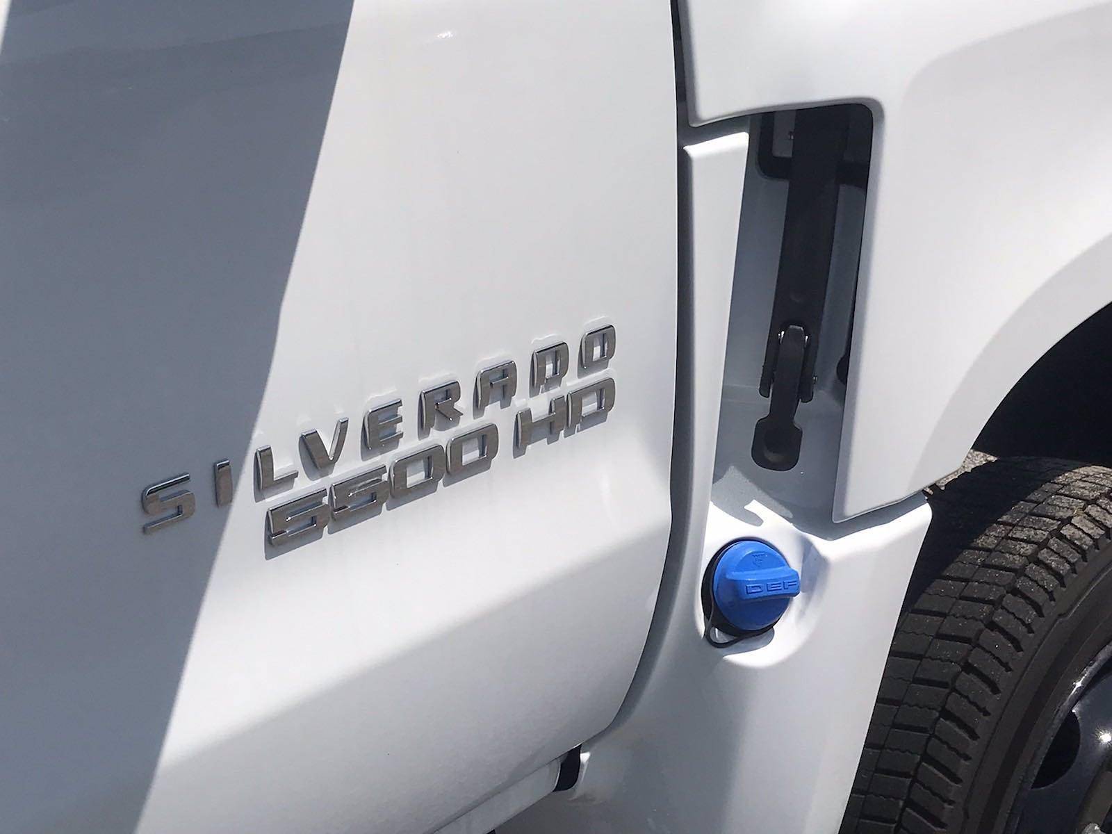 2021 Chevrolet Silverado 5500 Crew Cab DRW 4x4, Rugby Landscape Dump #CN16514 - photo 13