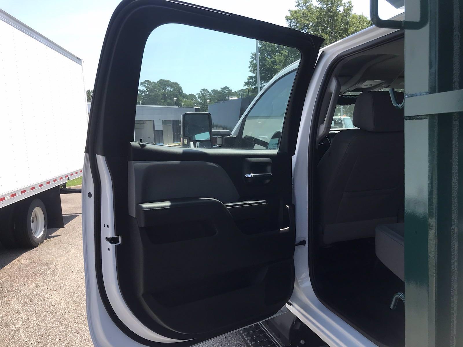 2021 Chevrolet Silverado 5500 Crew Cab DRW 4x4, Rugby Landscape Dump #CN16514 - photo 43
