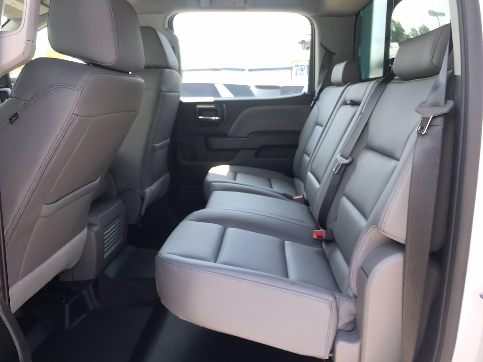 2021 Chevrolet Silverado 5500 Crew Cab DRW 4x4, Rugby Landscape Dump #CN16514 - photo 44